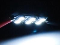 Светодиодная подсветка номера VAG